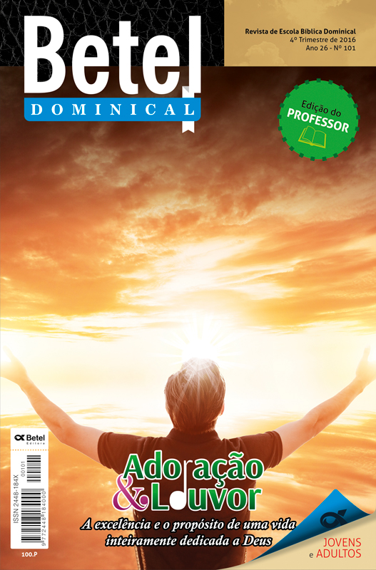 revista da escola dominical 4 trimestre 2013